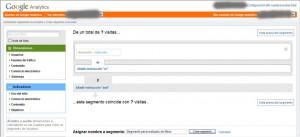 Google Analytics: Segmentos Avanzados (II) 3