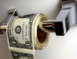 Si te sobra el dinero no lo tires, dámelo a mi... 1