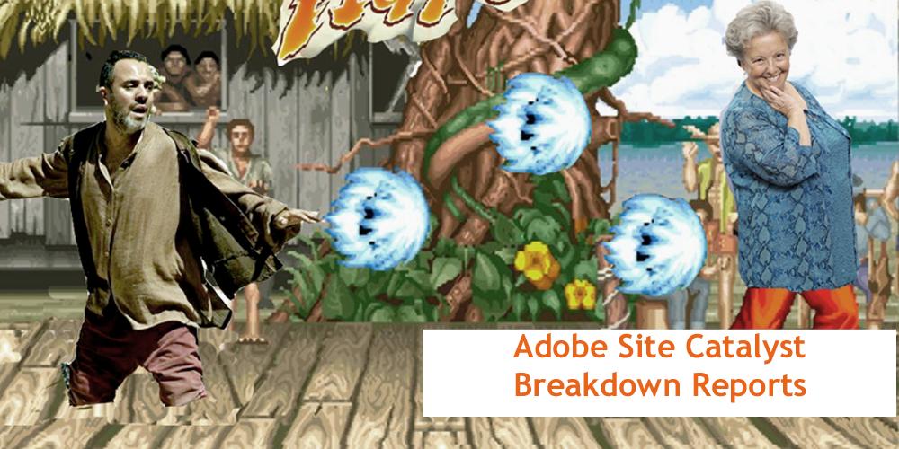 Preparando el exámen de Adobe SiteCatalyst: Breakdown de informes