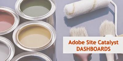Preparando el exámen de Adobe Site Catalyst: Dashboards