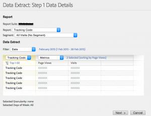 Preparando el exámen de Adobe Site Catalyst: Distribución de informes 14