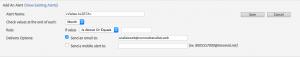 Adobe Site Catalyst: objetivos, eventos y alertas 6