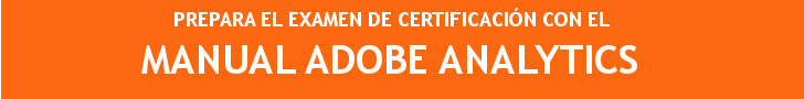 Manual para certificarse en Adobe SiteCatalyst (Omniture)