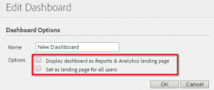 Preparando el exámen de Adobe Site Catalyst: Dashboards 6
