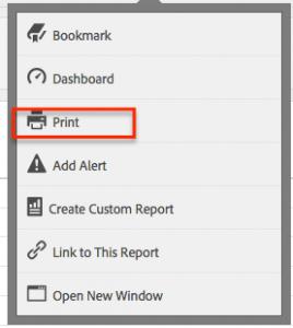 Preparando el exámen de Adobe Site Catalyst: Distribución de informes 6