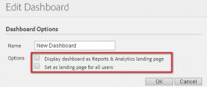 Preparando el exámen de Adobe Site Catalyst: Dashboards 6