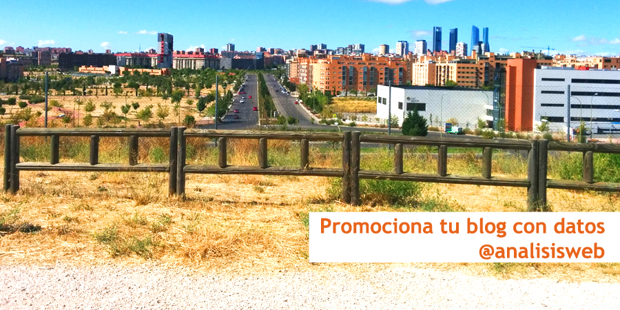 Como promocionar un blog. Media kit