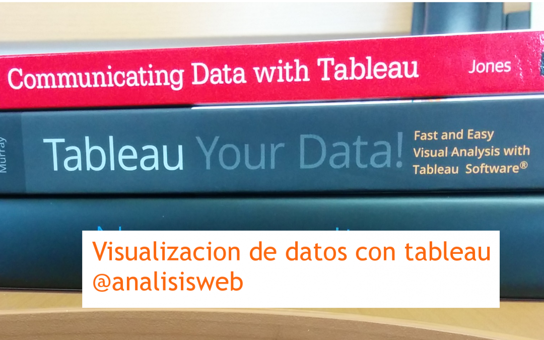 Visualización de datos con tableau