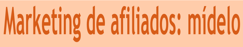 Marketing de afiliados: ejemplo de como medir con Analytics