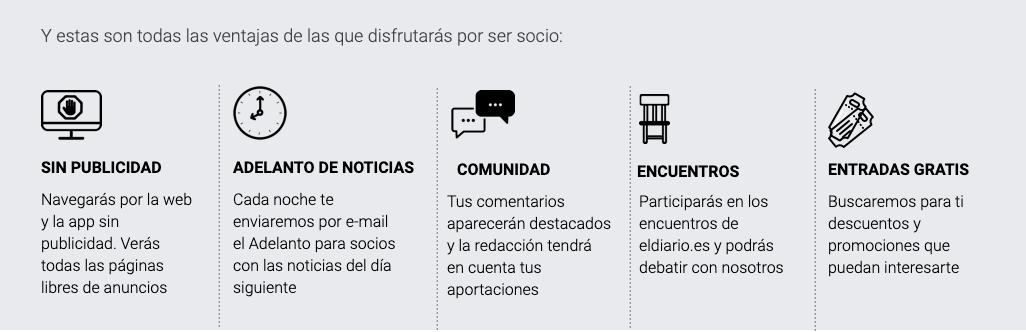 RAzones para hacerse socio de eldiario.es - analisisweb