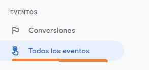 Custom events: eventos personalizados en Google Analytics 4 1