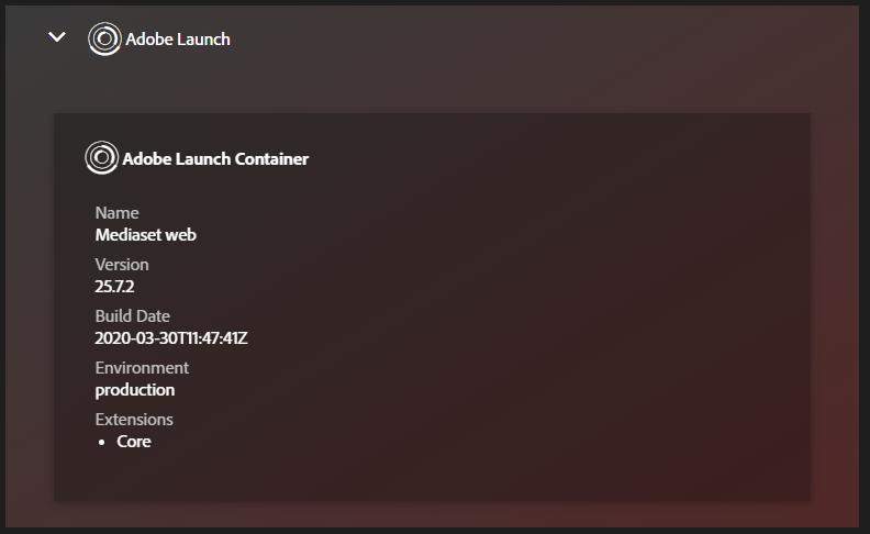 Adobe launch telecinco analisisweb
